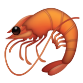 Shrimp Emoji