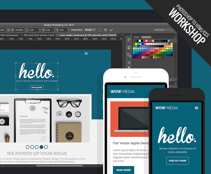 learn-how-to-convert-a-photoshop-design-into-a-responsive-website